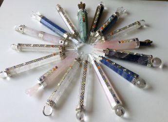 kristálypálcák